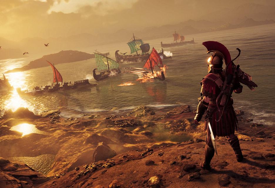Assassin's Creed Odyssey – wspaniała grecka epopeja | zdjęcie 1