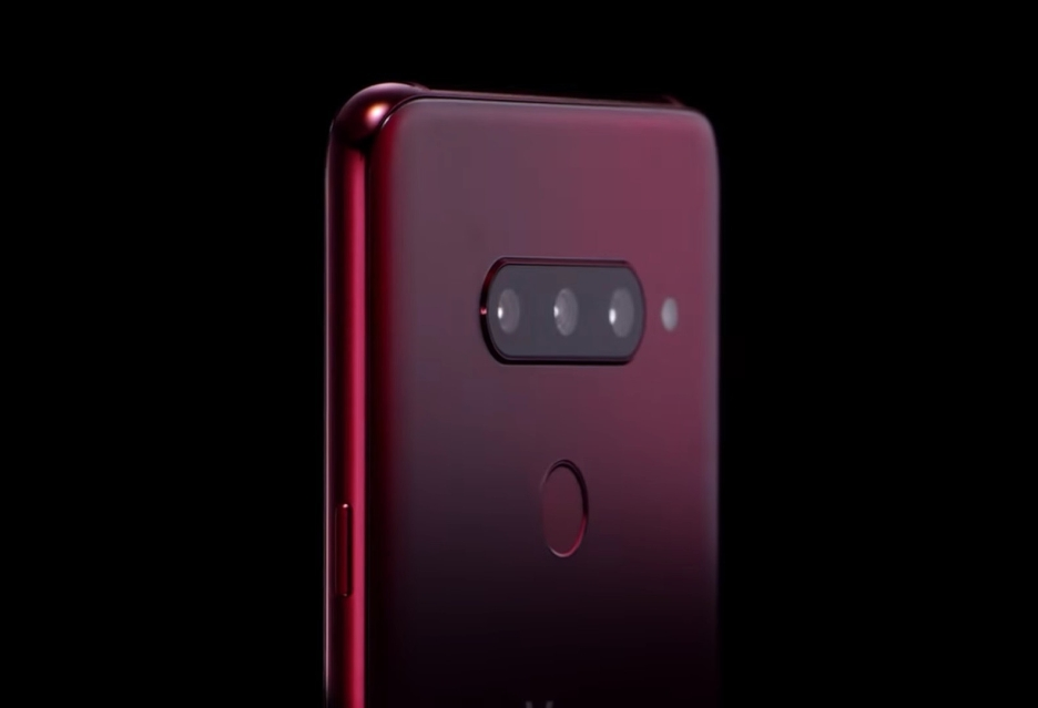 LG V40 ThinQ i jego 5 aparatów