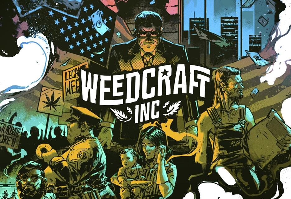 Oto Weedcraft Inc, czyli symulator… zielarza