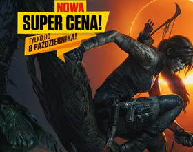 Shadow of the Tomb Raider w super cenie