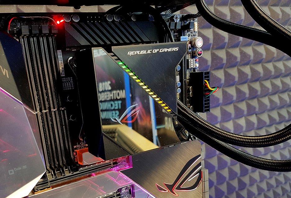 Płyty Z390 i inne nowości ASUSA | zdjęcie 4