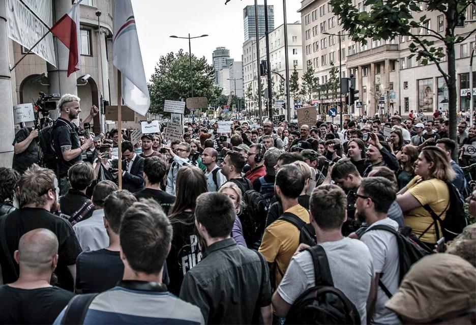 Protesty przeciwko ACTA 2 już w piątek w całej Polsce