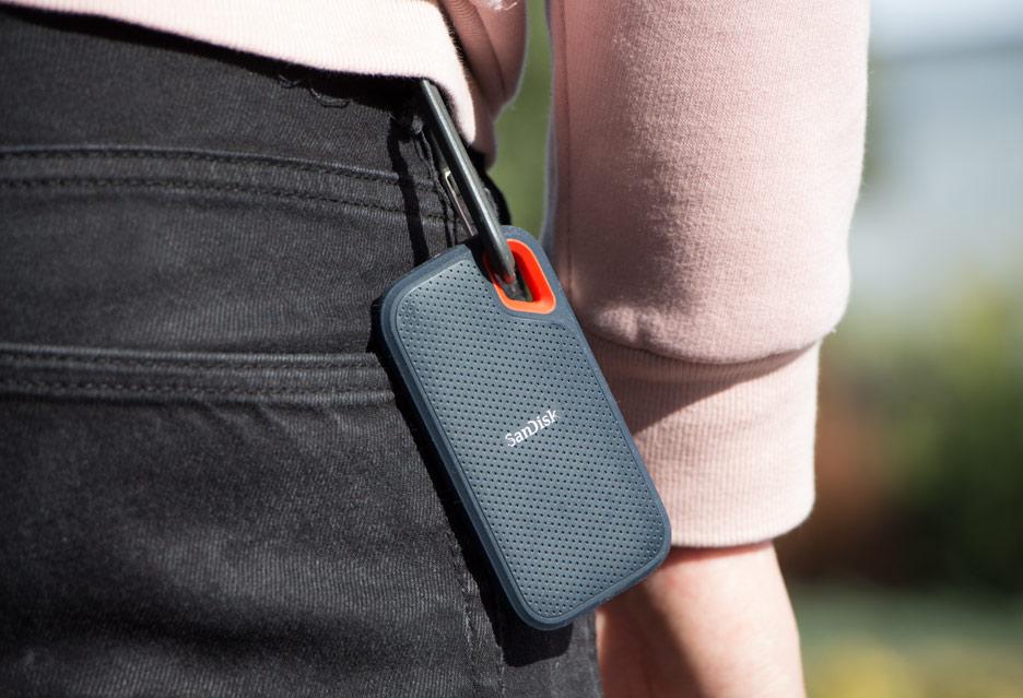 Sandisk Extreme Portable SSD - po(d)ręczny SSD na każdą okazję   zdjęcie 1