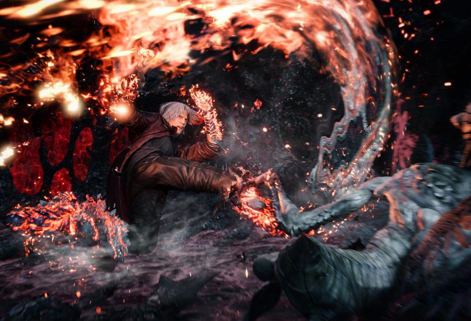 Devil May Cry 5 i stara-nowa gra Capcomu prezentują się fantastycznie | zdjęcie 1