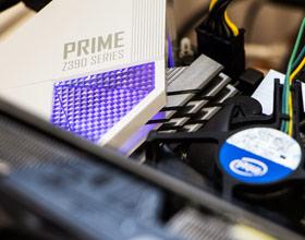 ASUS Prime Z390-A - świeżutki Prime raz!