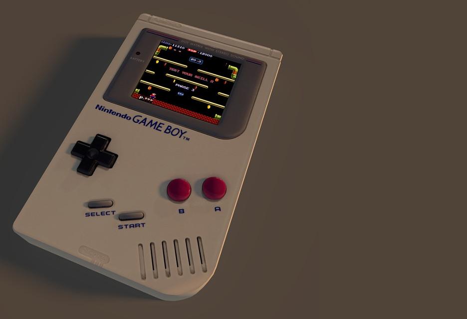 Zamienimy smartfona w Game Boya