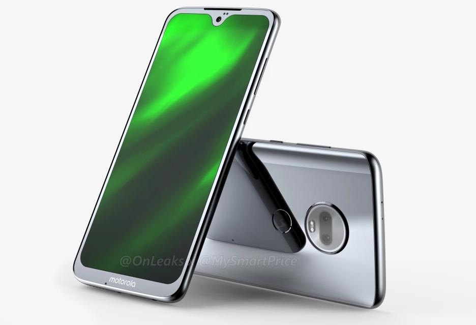Również seria Motorola Moto G7 dostanie wyświetlacze z notchem