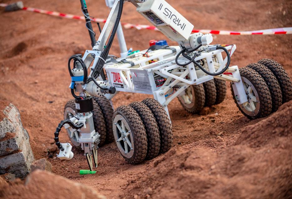 European Rover Challenge 2018 na zdjęciach | zdjęcie 11