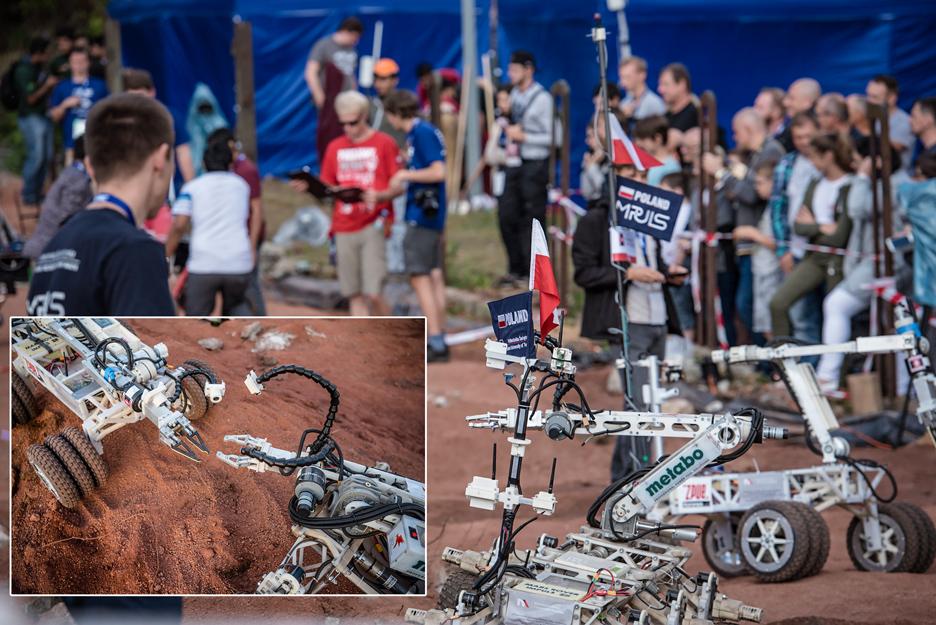 European Rover Challenge 2018 na zdjęciach | zdjęcie 16