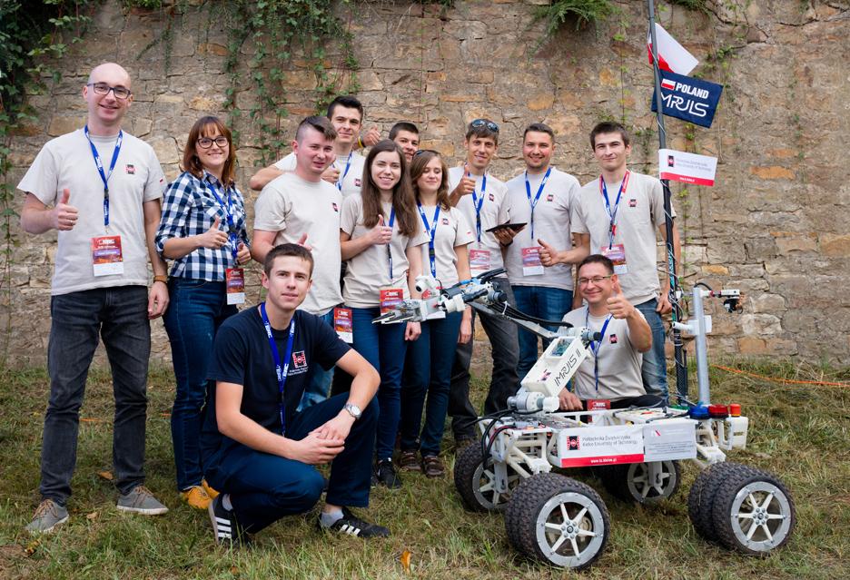 European Rover Challenge 2018 na zdjęciach | zdjęcie 12
