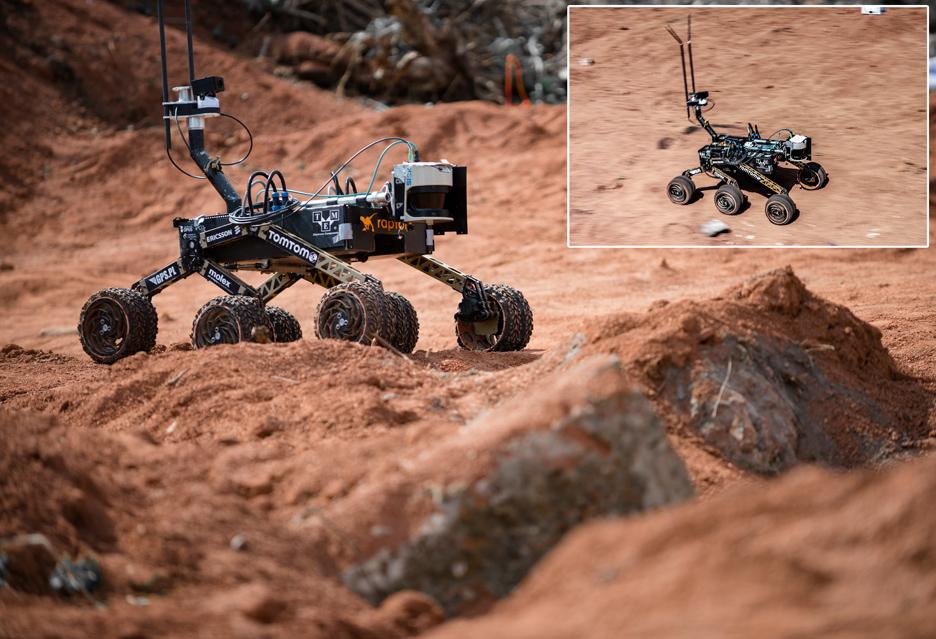 European Rover Challenge 2018 na zdjęciach | zdjęcie 13