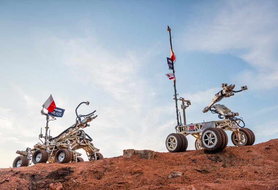 European Rover Challenge 2018 na zdjęciach | zdjęcie 1