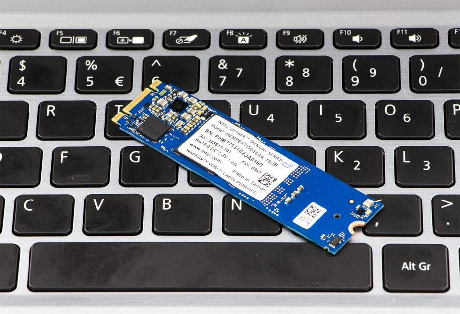 Intel Optane Memory w duecie z laptopem Acer Swift 3 | zdjęcie 1
