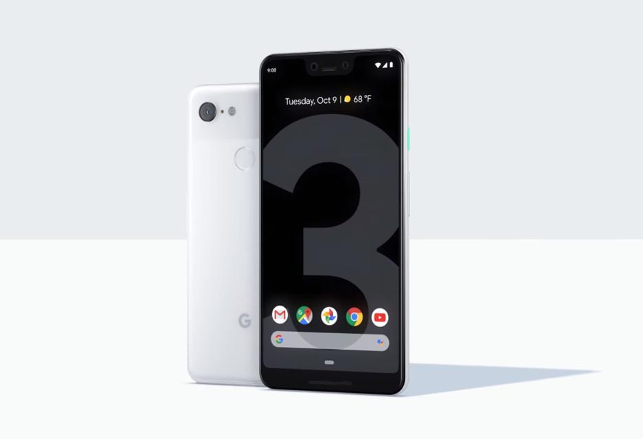 Google Pixel 3 i Pixel 3 XL - nowe smartfony pokazane światu