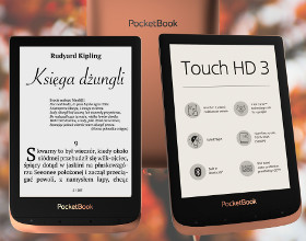 PocketBook Touch HD 3 to czytnik warty uwagi