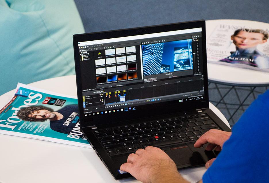 Laptop Lenovo ThinkPad T480s - mój towarzysz na najbliższy miesiąc | zdjęcie 1
