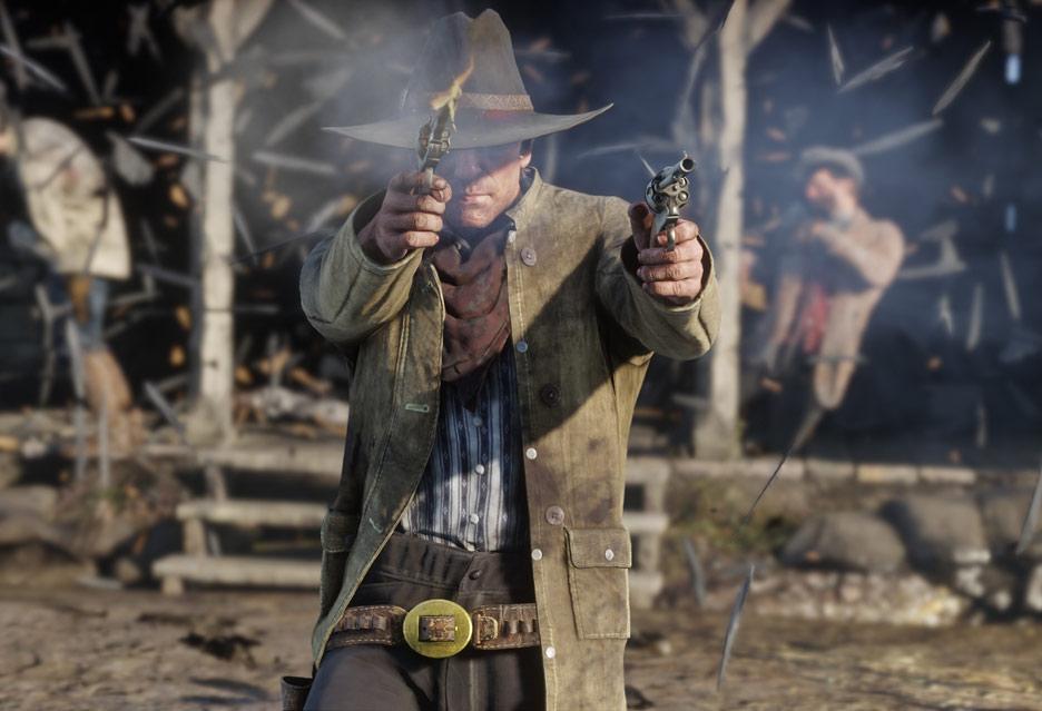 Red Dead Redemption 2 nie szczędzi nikogo, czyli jak zmarnować życie czesząc konia | zdjęcie 1