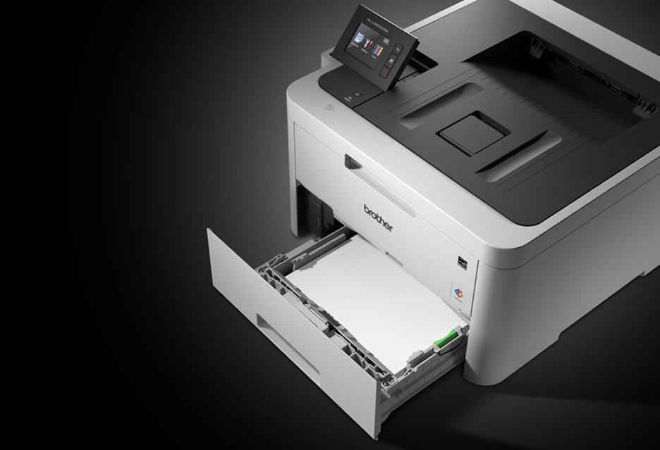 Nowe kolorowe drukarki LED firmy Brother