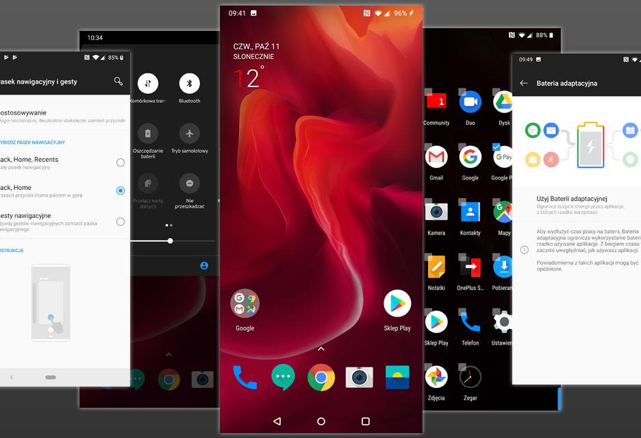 Android 9.0 dla OnePlus 6 - co nowego w OxygenOS 9 | zdjęcie 1