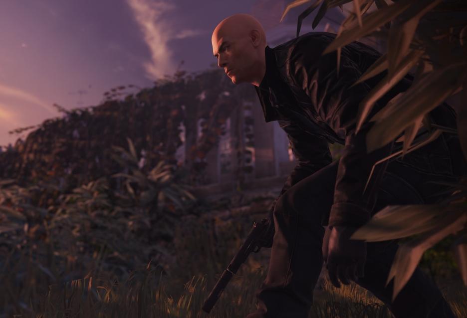 Agent 47 w kolumbijskiej dżungli