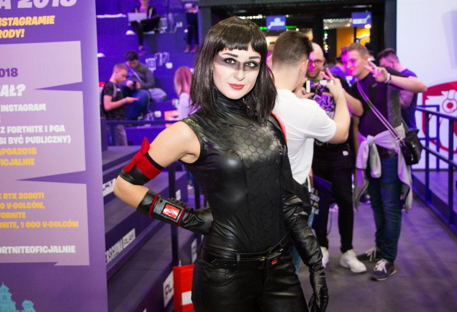 Hostessy, cosplay i wystawcy na PGA 2018 | zdjęcie 11