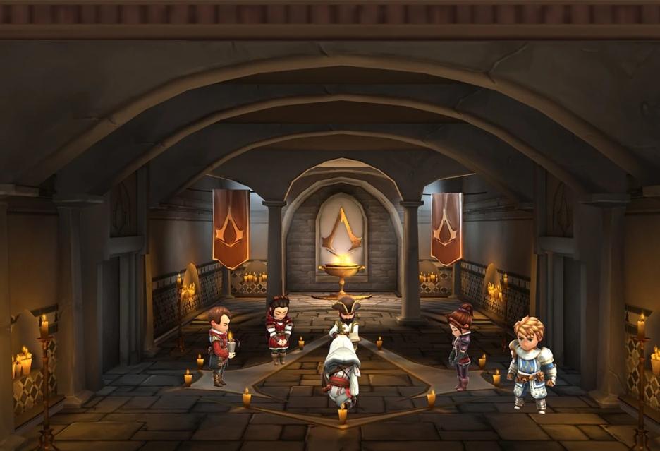 Premiera Assassin's Creed Rebellion w listopadzie
