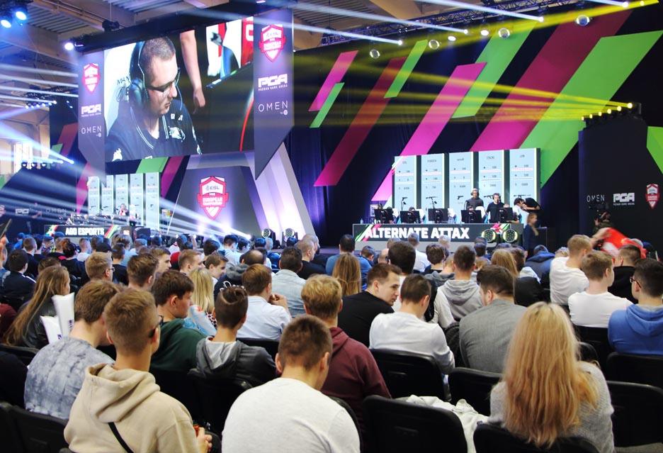 Poznań Game Arena 2018 - wideo z targów