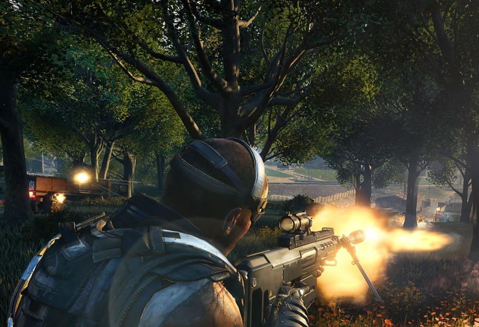 Call of Duty: Black Ops 4 sprzedaje się rewelacyjnie (przynajmniej cyfrowo)