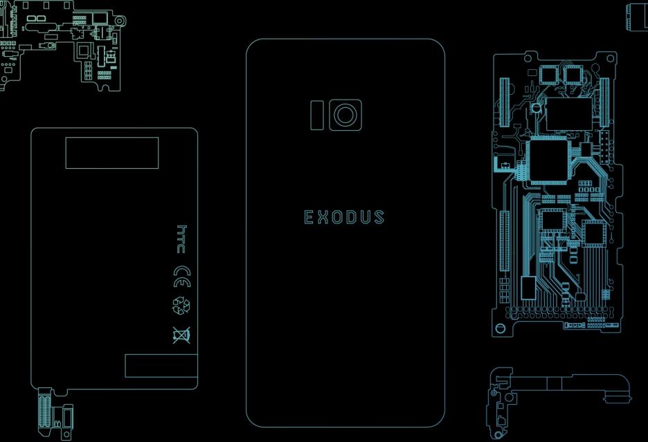 Premiera HTC Exodus (smartfona blockchain) już w przyszłym tygodniu