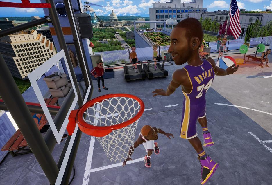Zwariowana uliczna koszykówka powraca - dziś premiera NBA 2K Playgrounds 2