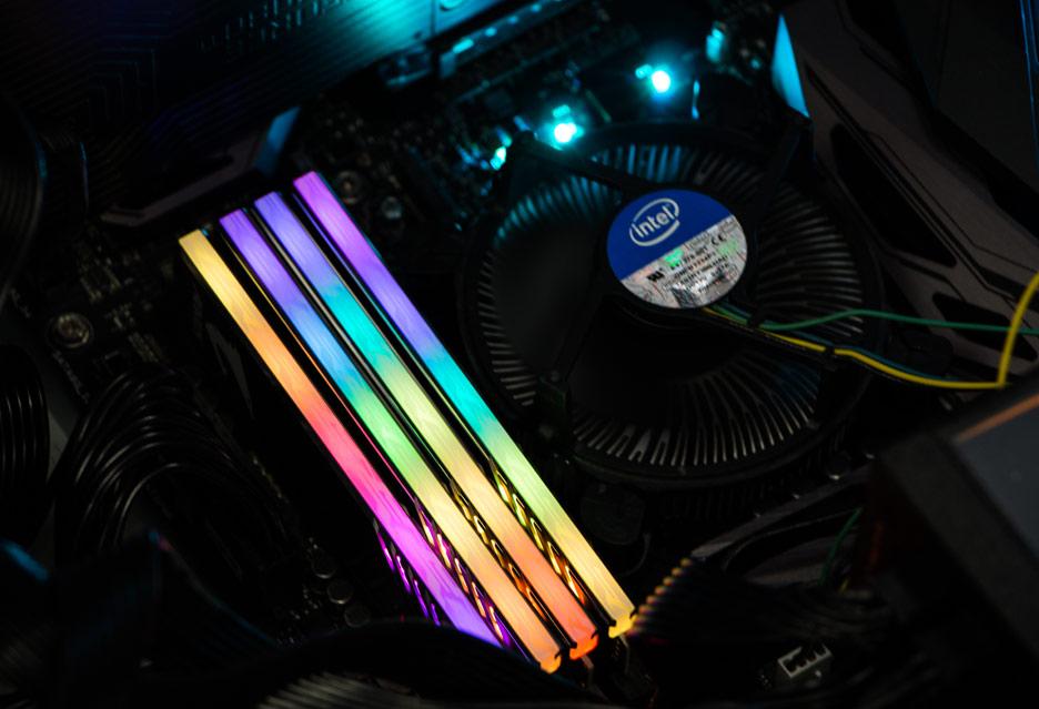 Procesory Intel Coffee Lake i Whiskey Lake pozwolą obsłużyć więcej pamięci RAM