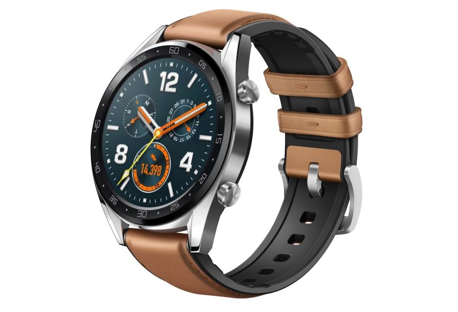 Huawei Watch GT, z kilku powodów, wygląda całkiem interesująco