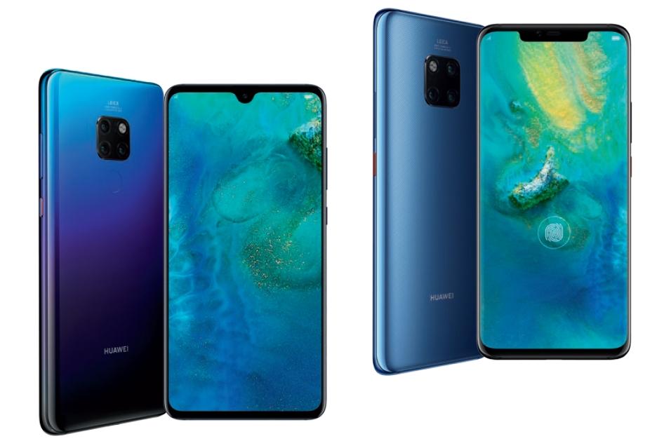 Trwa przedsprzedaż Huawei Mate 20 i Huawei Mate 20 Pro (z bonusami)