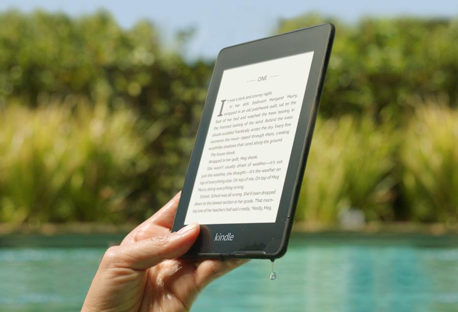 Kindle Paperwhite nowej generacji - poprawiony na wiele sposobów