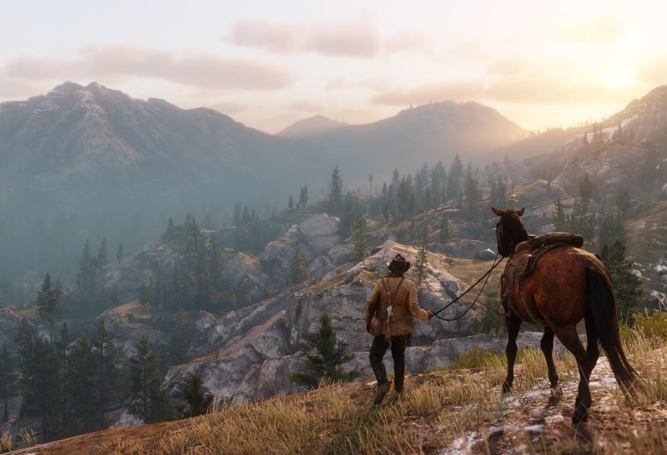 Zwiastun premierowy Red Dead Redemption 2