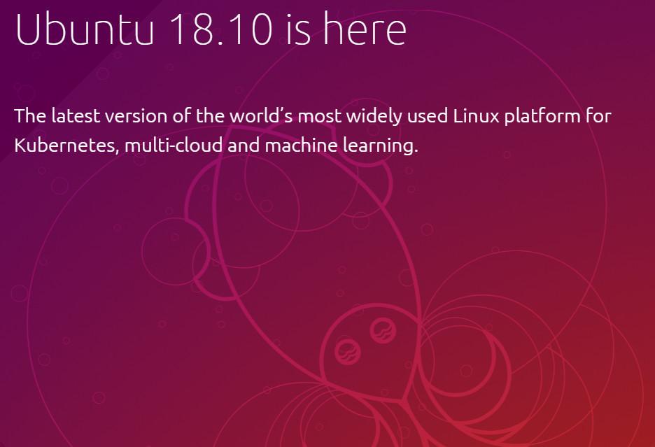 Jest już Ubuntu 18.10 - co nowego?