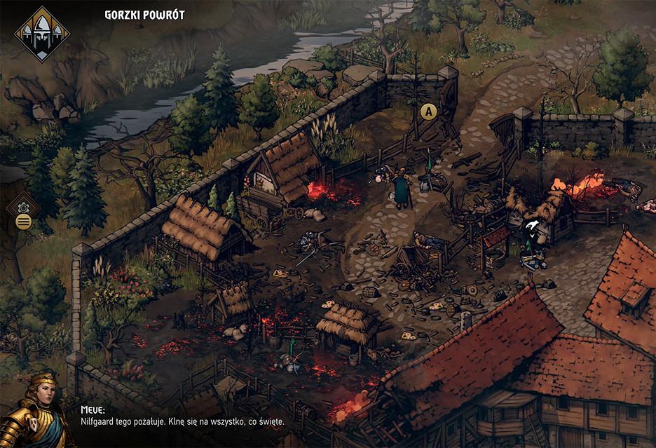 Dobre recenzje gry Wojna Krwi: Wiedźmińskie opowieści