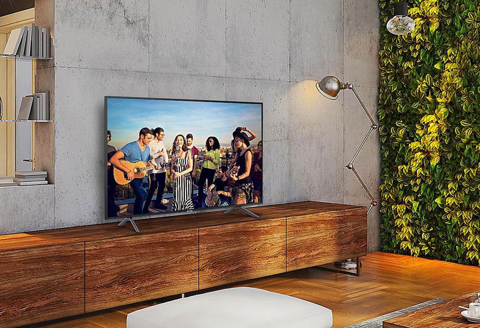 Samsung 49NU7172 - test przystępnego telewizora 4K | zdjęcie 1