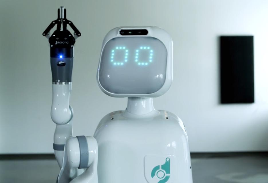 Oto jak roboty pomogą pielęgniarkom