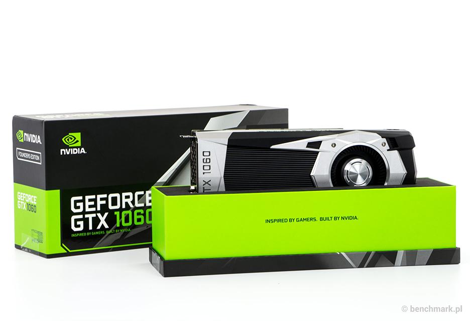 GeForce GTX 1060 teraz też z pamięciami GDDR5X - odpowiedź na Radeona RX 590?