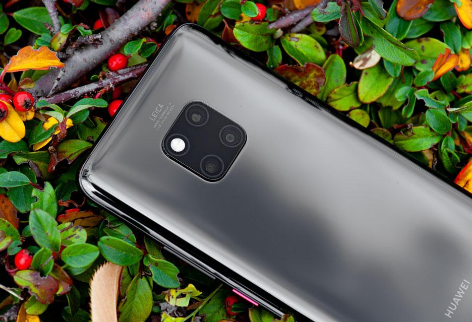 Huawei Mate 20 Pro to smartfon prawdziwie imponujący | zdjęcie 2