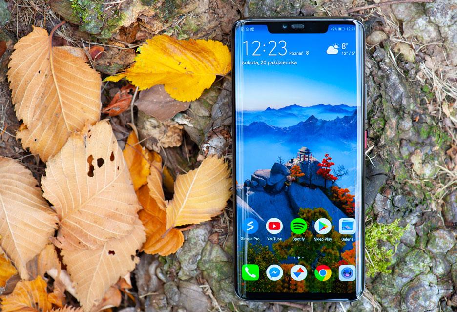 Huawei Mate 20 Pro to smartfon prawdziwie imponujący | zdjęcie 1