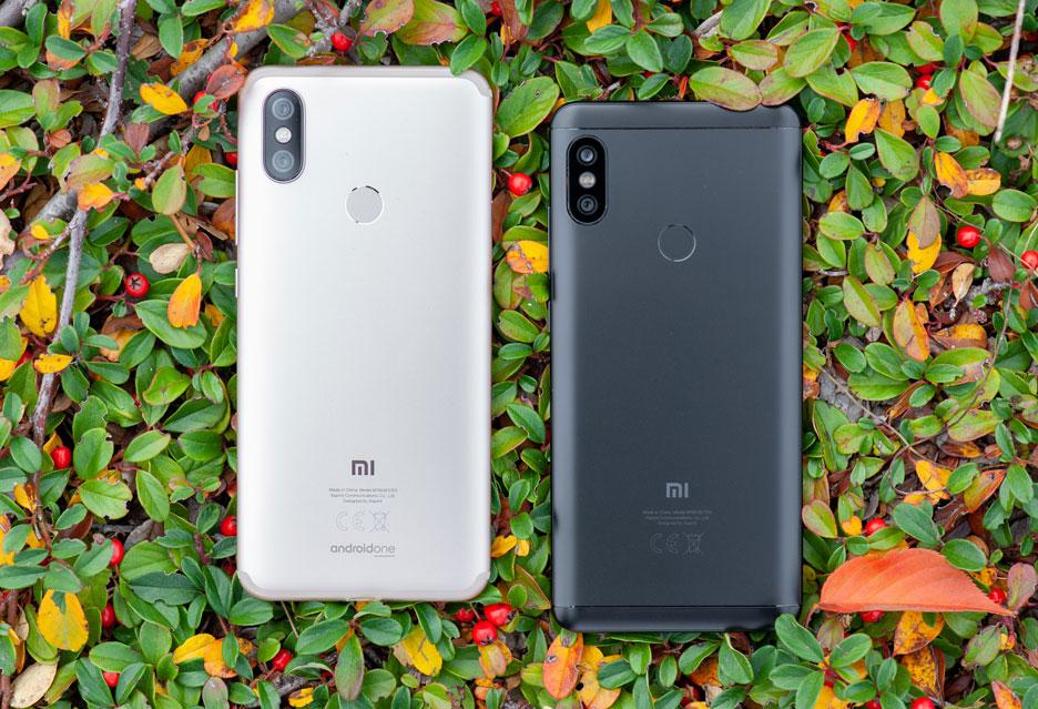 Xiaomi Redmi Note 5 czy Xiaomi Mi A2 - który wybrać? | zdjęcie 1