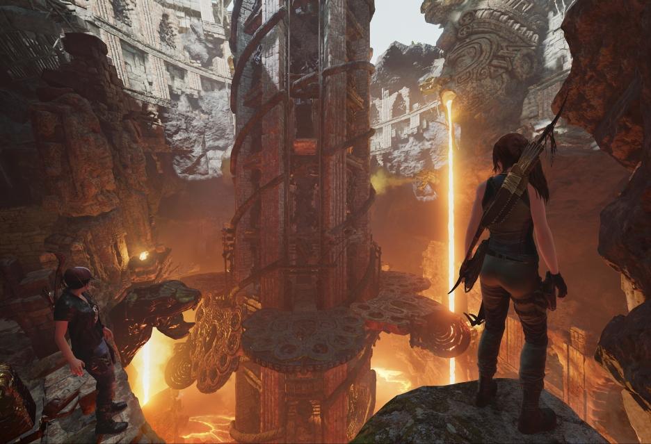 Twórcy Shadow of the Tomb Raider przybliżają pierwsze DLC