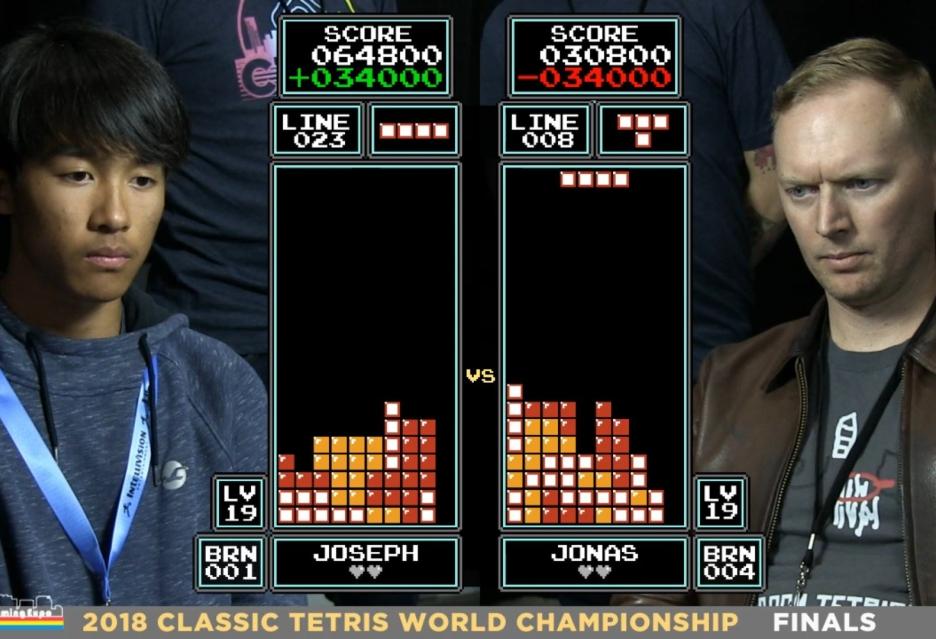 Kojarzysz grę Tetris? Poznaj kogoś, z kim nie masz szans