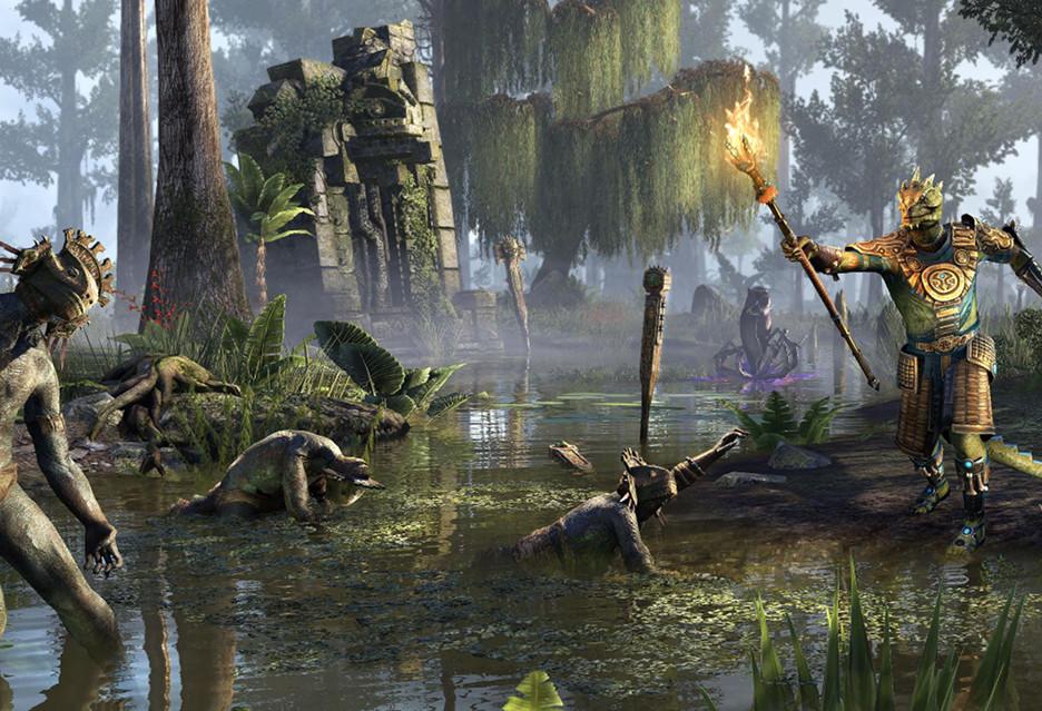 The Elder Scrolls Online: Murkmire już dostępne