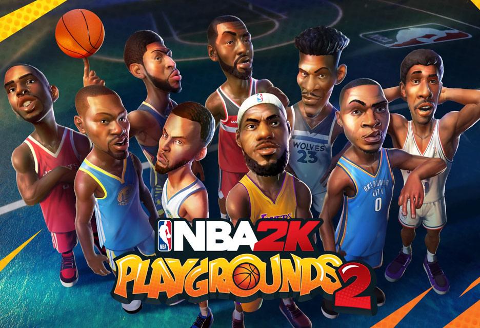 NBA 2K Playgrounds 2 – szalona radość z koszykówki powraca | zdjęcie 1