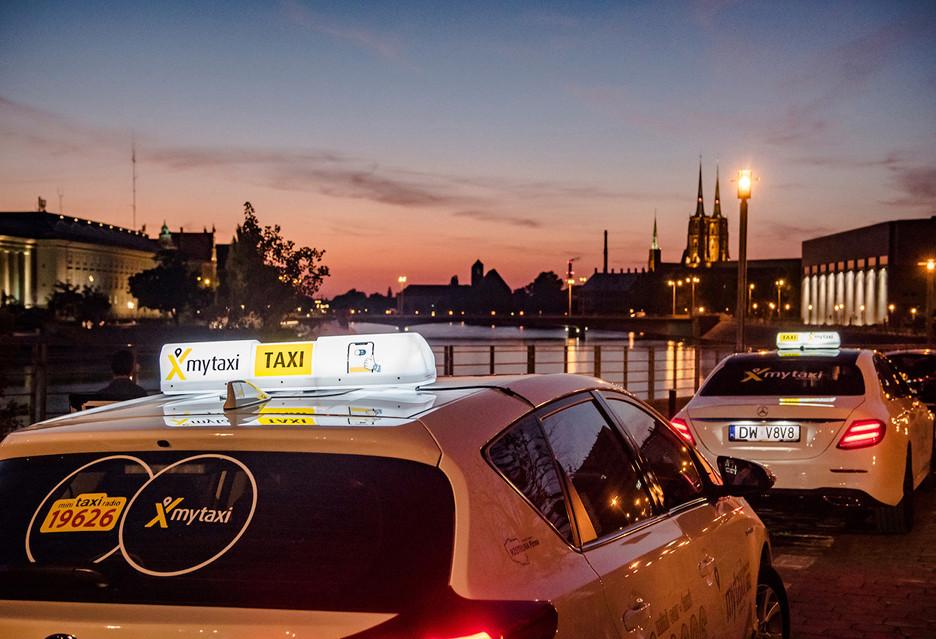 Teraz z mytaxi jeszcze szybciej zamówisz taką taksówkę, jakiej potrzebujesz