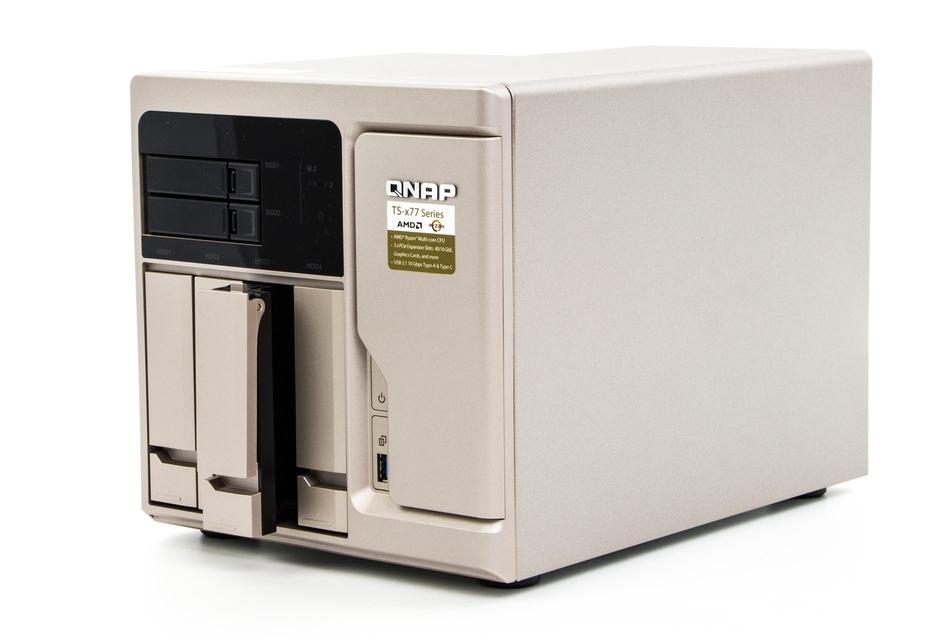 QNAP TS-677 – NAS, który może wszystko | zdjęcie 4