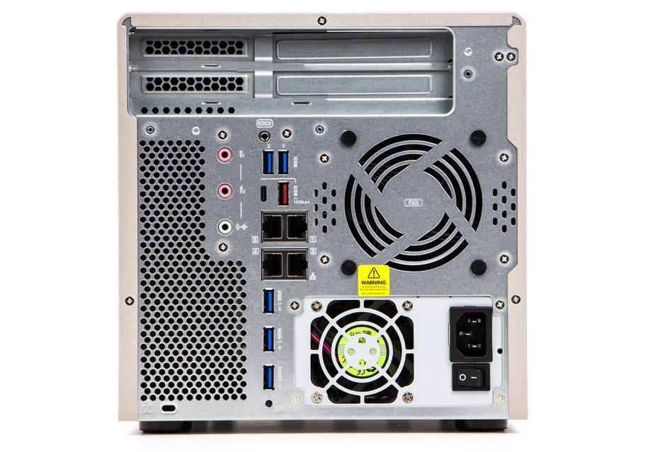QNAP TS-677 – NAS, który może wszystko | zdjęcie 2